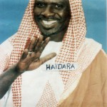 A picture of Cheick Haidara from his public Facebook page