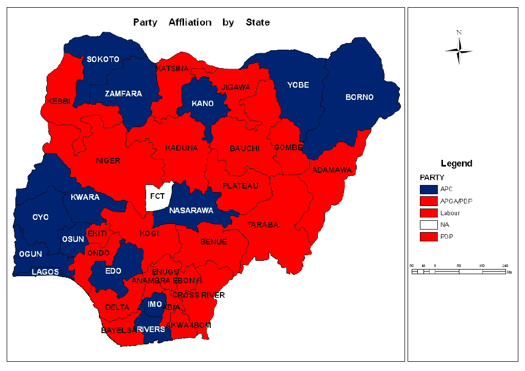 Incumbency and opportunity: forecasting trends in Nigeria\'s ...