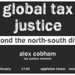 Tax Justice Poster