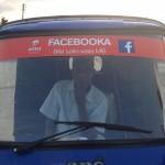 Tanzania facebook bus