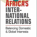 Africa's International Relations – Book Cover
