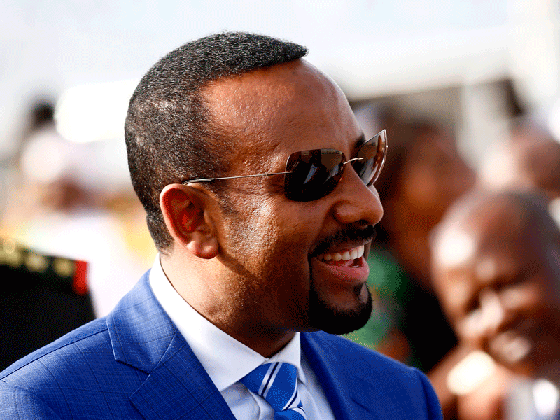 Balancing foreign affairs and domestic issues: PM Abiy's challenge