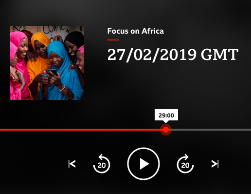 BBC Focus on Africa, Nigeria Podcast