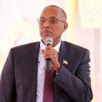 The President of Somaliland (credit: Nasir Yusuf Dahir, Somaliland president media office)