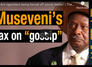 Are Ugandans being forced off social media?
