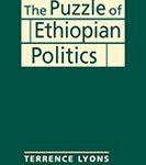 Lyons, The Puzzle of Ethiopian Politics, Book cover