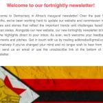 DIA Newsletter