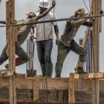 Working conditions are one of the reasons why Ghanaians have protested. Shutterstock
