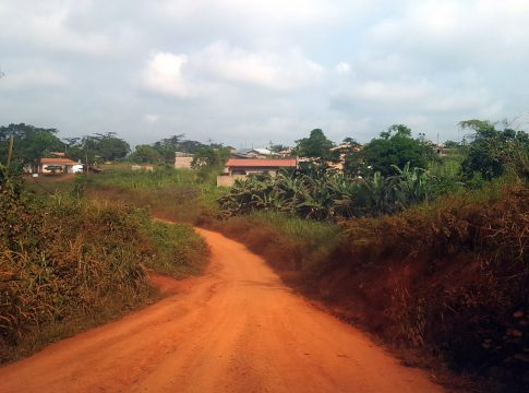 Capital of Cameroon/CREDIT: Ariel Nathan Ada Mbita