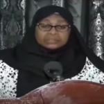 Tanzania's current Vice President and Likely Future President Samia Suluhu Hassan