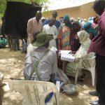 Voting proceeded peacefully in N'Djaména. Marielle Debos:DR
