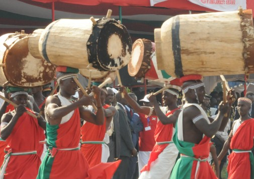 Burundi at 50