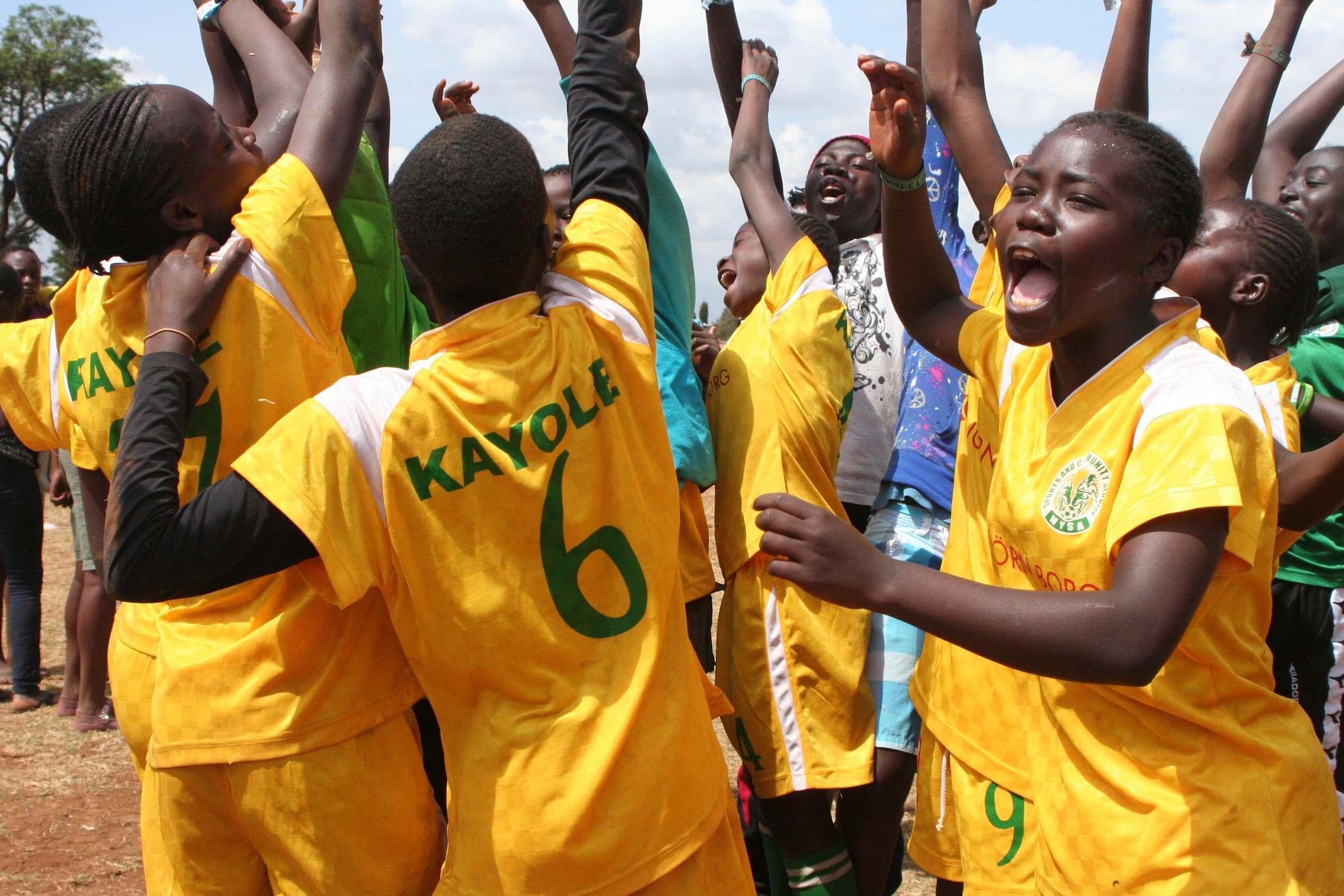 Sport for development