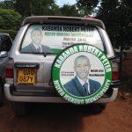 Uganda election campaigns