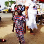 Ghana child picture