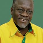 President Magufuli of Tanzania