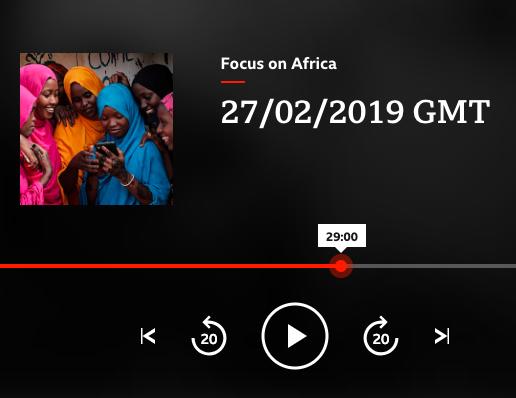 BBC Focus on Africa, Nigeria Podcast