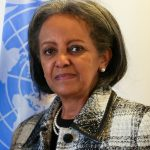 New President of Ethiopia Sahle-Work Zewde/J.Marchand