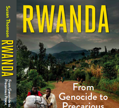Rwanda: From Genocide to Precarious Peace/Credit: Aubrey Graham