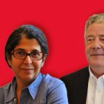 Fariba Adelkhah and Roland Marchal