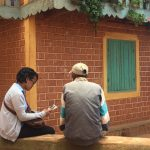 Afrobarometer survey teams on pre-testing
