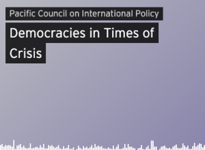 Podcast Democracies in Times of Crisis