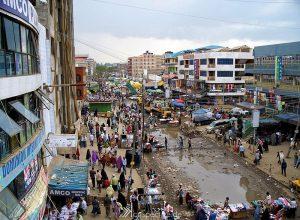 Garissa Market in Eastleigh, Kenya/Dan Kori