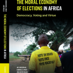 The Moral Economy of Elections Cover